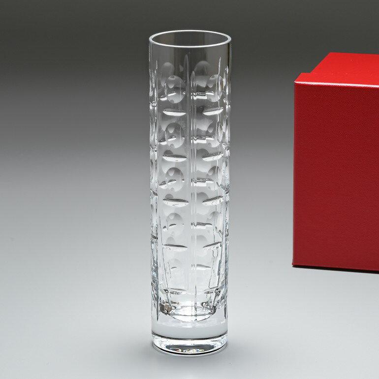 バカラ Baccarat ベース 花瓶 エキノックス 20cm 2102661