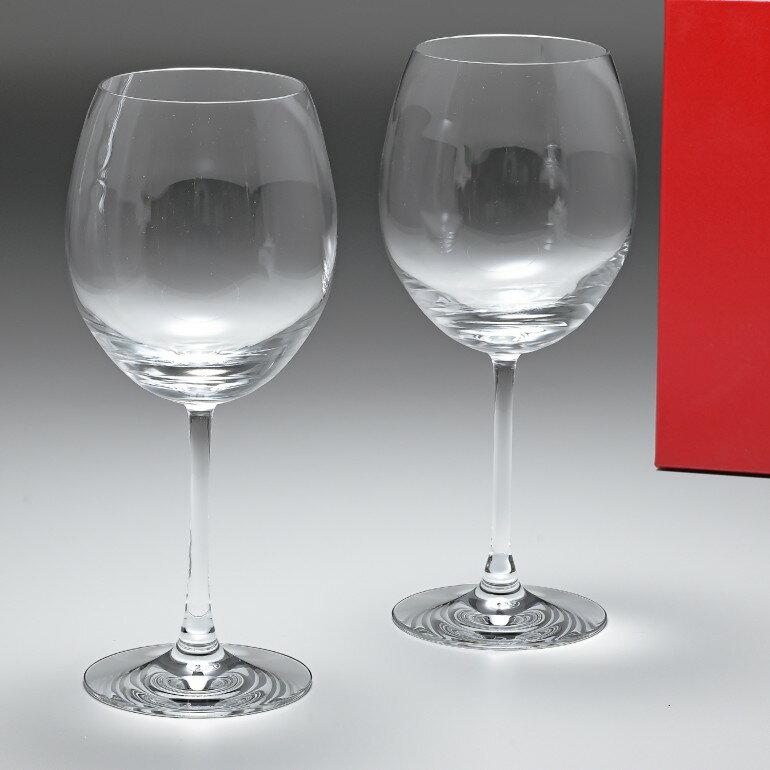バカラ Baccarat グラス ワイングラス ペア デギュスタシオン DEGUSTATION ボルドー 25cm 750ml 2610926