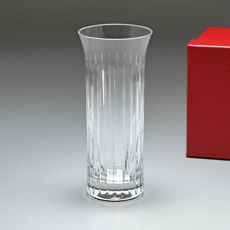 バカラ Baccarat ベース 花瓶 フローラ FLORA ベースビゾー 18cm 2613138 【クリスマス Xmas ギフト】
