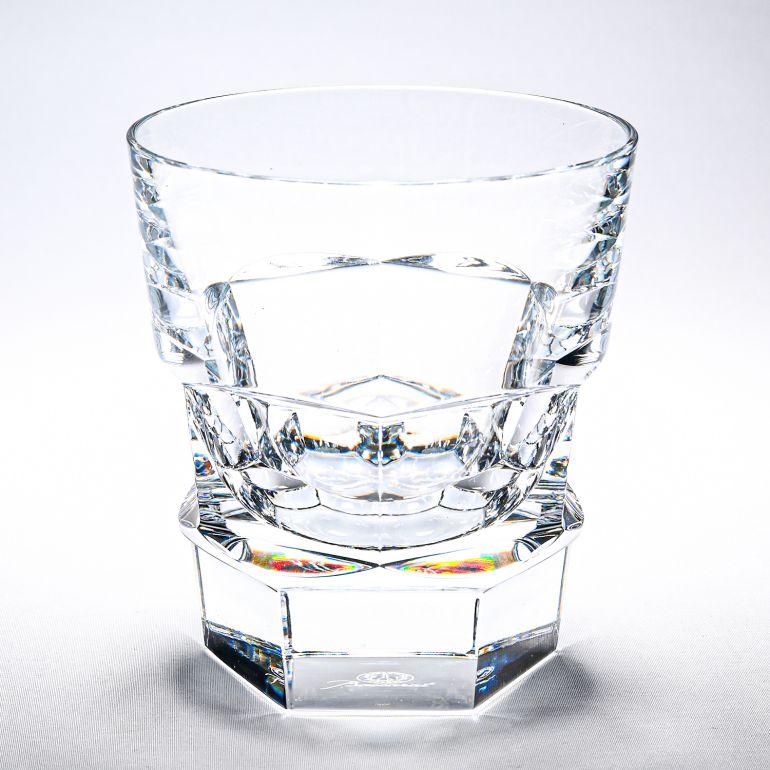 【純正BOX付属なし】バカラ Baccarat グラス シングルグラス 単品 アビス ABYSSE タンブラー 9.5cm 2810593 2106216
