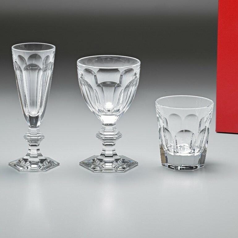バカラ Baccarat グラス 3個セット アルクール HARCOURT 1841 MON HARCOURT A MOI 2810815