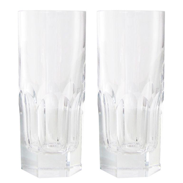 バカラ Baccarat グラス ショットグラス ペア HARCOURT アルクール ハッピーアワーズ 12cm 2101923 2811296