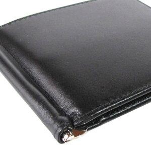 エッティンガーETTINGER財布メンズ札ばさみ二つ折り札入れマネークリップメンズロイヤルコレクションST787AJRBLACKブラック×パープル