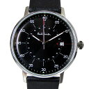 ポールスミス Paul Smith 時計 腕時計 メンズ ゲージ GAUGE ブラック シルバー レザーベルト P10071