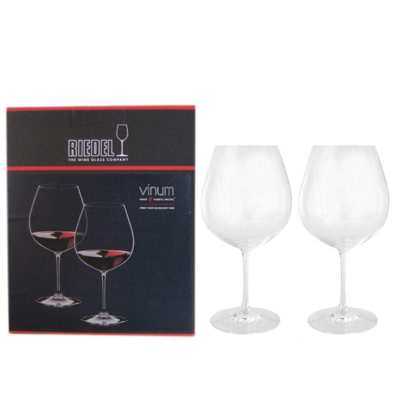 リーデル RIEDEL ワイングラス ペア ヴィノム ピノ・ノワール ブルゴーニュ 赤ワイン 700ml 6416/7