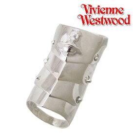 ヴィヴィアンウエストウッド リング 指輪 アーマーリング シルバー Vivienne Westwood