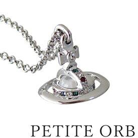 ヴィヴィアンウエストウッド ネックレス ペンダント NEW PETITE ORB プチオーブ ペンダント シルバー