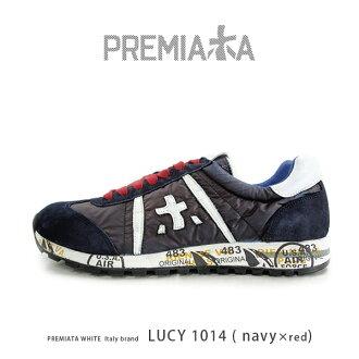 PREMIATA WHITE (Premier to white) 2015 aw (pre-lucy 1014) imported shoes