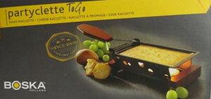 チーズラクレット バーべクレット ボスカ BOSKA ラクレット ラクレットチーズ 焼く器具 テフロン加工