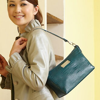 Light brand diagonal seat back made in Japan cute cute shoulder bag women's also adult 2-WAY bag genuine leather ladies skin 2-WAY bag carry Magazine posted on people like ranking ultralight women's fun gift _ packaging choice wedding _ fashionable _ ur