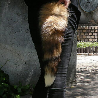 ★ reviews 4.68 and ultra high rating price & fun heaven ranked ★ shipping 210 Yen & ★ fox fur (fur) tail key ring & bag charms in three or more (made in Japan original] ■ wedding _ fashionable _ ur