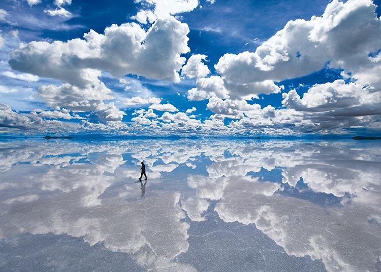 【あす楽】 ジグソーパズル EPO-21-514 風景 ウユニ塩湖−ボリビア 3000ピース