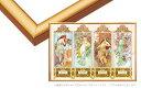 フレーム EPP-66-419 パネルマックス No.19 / 20-T ゴールド 73×102cm(ラッピング不可)(ラッピング不可) パズル用 Puzzle パネル フレーム 額縁 枠 ギフト 誕生日 プレゼント