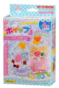 おもちゃ W-54 ホイップる にじいろケーキセット[CP-WH] 誕生日 プレゼント 子供 女の子 男の子 6歳 7歳 8歳 ギフト パティシエ ホイップル