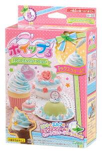 おもちゃ W-68 ホイップる ミント×ミルクスイーツセット[CP-WH] 誕生日 プレゼント 子供 女の子 男の子 6歳 7歳 8歳 ギフト パティシエ ホイップル