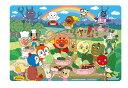 板パズル AGA-31511 アンパンマン やさい収穫 55ピース パズル Puzzle 子供用 幼児 知育玩具 知育パズル 知育 ギフト 誕生日 プレゼント 誕生日プレゼント