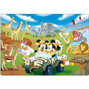 チャイルドパズル TEN-DC60-041 ディズニー どうぶついっぱい(シルエット) 60ピース パズル Puzzle 子供用 幼児 知育玩具 知育パズル 知育 ギフト 誕生日 プレゼント 誕生日プレゼント