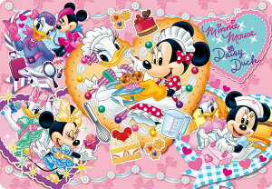 チャイルドパズル TEN-DC40-134 ディズニー あこがれ いっぱい!(ミッキー&ミニー) 40ピース パズル Puzzle 子供用 幼児 知育玩具 知育パズル 知育 ギフト 誕生日 プレゼント 誕生日プレゼン