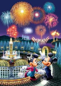 ジグソーパズル TEN-D300-221 ディズニー 恋のファイヤーワークス(ミッキー) 300ピース パズル Puzzle ギフト 誕生日 プレゼント 誕生日プレゼント