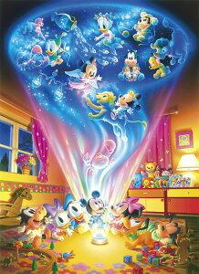 ジグソーパズル TEN-D300-251 ディズニー 夢色プラネタリウム(ミッキー) 300ピース