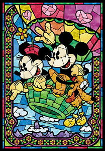 ジグソーパズル TEN-D300-285 ディズニー バルーン ジャーニー(ミッキー・ミニー) 300ピース