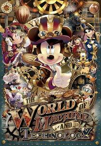 ジグソーパズル TEN-D1000-460 ディズニー ミッキーのメカニカルワールド(ミッキー) 1000ピース パズル Puzzle ギフト 誕生日 プレゼント 誕生日プレゼント