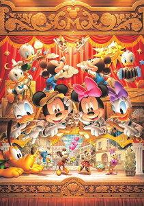 ジグソーパズル TEN-DW1000-470 ディズニー 恋のマリオネット (ミッキー&フレンズ) 1000ピース