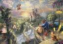 ジグソーパズル TEN-D1000-487 ディズニー Beauty and the Beast Falling in Love (美女と野獣) 1000ピース[CP-…