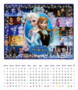 ジグソーパズル YAM-2302-06 ディズニー アナとエルサの物語 (アナと雪の女王) 837ピース[CP-D]