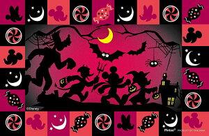 ジグソーパズル YAM-2500-19 ディズニー ハロウィンの夜に(ミッキー・ミニー)132ピース パズル Puzzle ギフト 誕生日 プレゼント