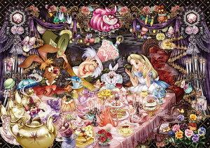 ジグソーパズル TEN-DW1000-004 ディズニー  醒めない夢のティーパーティ?(不思議の国のアリス) 1000ピース パズル Puzzle ギフト 誕生日 プレゼント 誕生日プレゼント