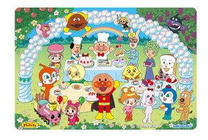 板パズル AGA-31513 アンパンマン ガーデンパーティ 80ピース パズル Puzzle 子供用 幼児 知育玩具 知育パズル 知育 ギフト 誕生日 プレゼント 誕生日プレゼント
