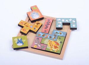 パズルゲーム ENS-19314 となりのトトロ 木のタイルパズル