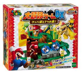 【あす楽】 おもちゃ EPT-06394 スーパーマリオ 大冒険ゲームDX クッパ城と7つの罠! 誕生日 プレゼント 子供 女の子 男の子 ギフト