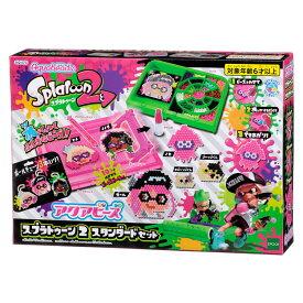 おもちゃ AQ-S73 アクアビーズ スプラトゥーン 2 スタンダードセット[CP-AQ] 誕生日 プレゼント 子供 ビーズ 女の子 男の子 5歳 6歳 ギフト