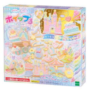 おもちゃ W-101 ホイップる にじいろデコクッキーセット[CP-WH] 誕生日 プレゼント 子供 女の子 男の子 6歳 7歳 8歳 ギフト パティシエ ホイップル