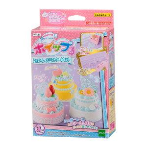 おもちゃ W-121 ホイップる シュガーレースミントケーキセット[CP-WH] 誕生日 プレゼント 子供 女の子 男の子 6歳 7歳 8歳 ギフト パティシエ ホイップル