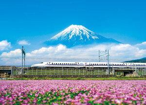 ジグソーパズル YAM-05-1016 風景 れんげの花と富士山 (静岡) 500ピース [CP-T] パズル Puzzle ギフト 誕生日 プレゼント