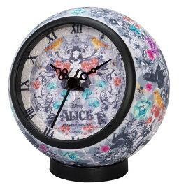 球体パズル YAM-2401-03 ディズニー パズルクロック クロック・オブ・ワンダーランド (不思議の国のアリス) 145ピース パズル Puzzle ギフト 誕生日 プレゼント