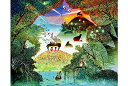 ジグソーパズル APP-1000-838 藤城清治 リーフがそよぐシンフォニー 1000ピース パズル Puzzle ギフト 誕生日 プレ…