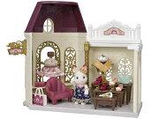 おもちゃTS-14シルバニアファミリー街のおしゃれなブティック[CP-SF]●予約[CP-SF]誕生日プレゼント子供女の子3歳4歳5歳6歳ギフトお人形シルバニア