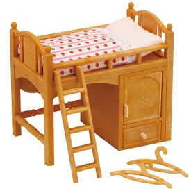 【あす楽】 おもちゃ カ-314 シルバニアファミリー ロフトベッド[CP-SF] 誕生日 プレゼント 子供 女の子 3歳 4歳 5歳 6歳 ギフト お人形 シルバニア