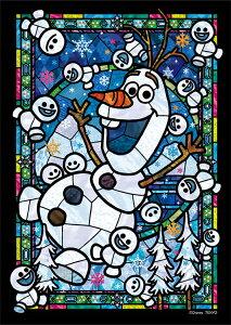 ステンドアートジグソーパズル TEN-DSG266-967 ディズニー オラフ ステンドグラス(アナと雪の女王) 266ピース パズル Puzzle ギフト 誕生日 プレゼント