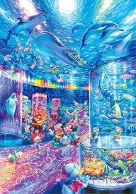 ジグソーパズル TEN-D1000-029 ディズニー ナイト アクアリウム(ミッキー&フレンズ) 1000ピース パズル Puzzle ギフト 誕生日 プレゼント 誕生日プレゼント
