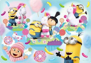 板パズル YAM-1060-60 ミニオンズ ミニオンとユニコーン 60ピース パズル Puzzle 子供用 幼児 知育玩具 知育パズル 知育 ギフト 誕生日 プレゼント 誕生日プレゼント