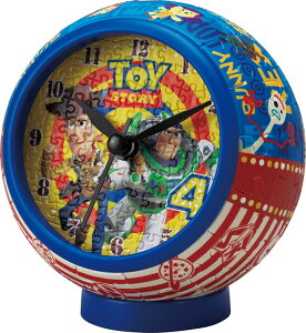 球体パズル YAM-2401-06 ディズニー パズルクロック アメリカンポップ (トイ・ストーリー) 145ピース パズル Puzzle ギフト 誕生日 プレゼント