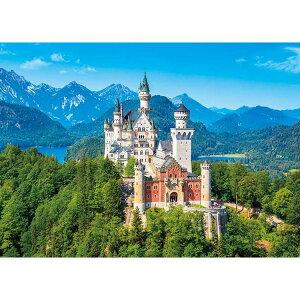 ジグソーパズル APP-500-271 風景 白亜に輝くノイシュバンシュタイン城 500ピース パズル Puzzle ギフト 誕生日 プレゼント 誕生日プレゼント