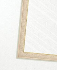 パネル ENS-504915 ジブリがいっぱい ジグソーパズルフレーム 108&208ピース用 白木(しらき) (ラッピング対象外) パズル用 ジグソーパズル パネル フレーム 額縁 枠 誕生日 プレゼント
