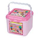 【あす楽】 おもちゃ AQ-S77 アクアビーズ 5000ビーズ キラキラバケツセット [CP-AQ] 誕生日 プレゼント 子供 ビ…