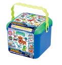 おもちゃ AQ-E01 アクアビーズ 5000ビーズバケツ 恐竜大図鑑セット[CP-AQ] 誕生日 プレゼント 子供 ビーズ 女の…